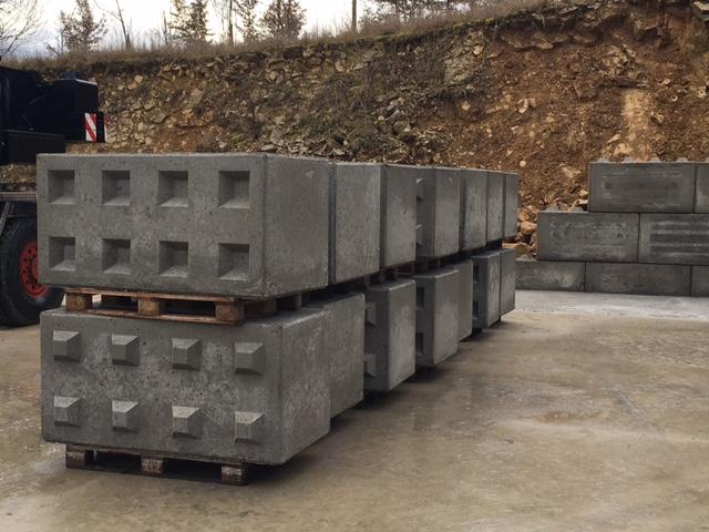 l betonsteine l betonsteine diese preise sind blich steinbruch jung l 160 x b 40 x h 40cm diy. Black Bedroom Furniture Sets. Home Design Ideas